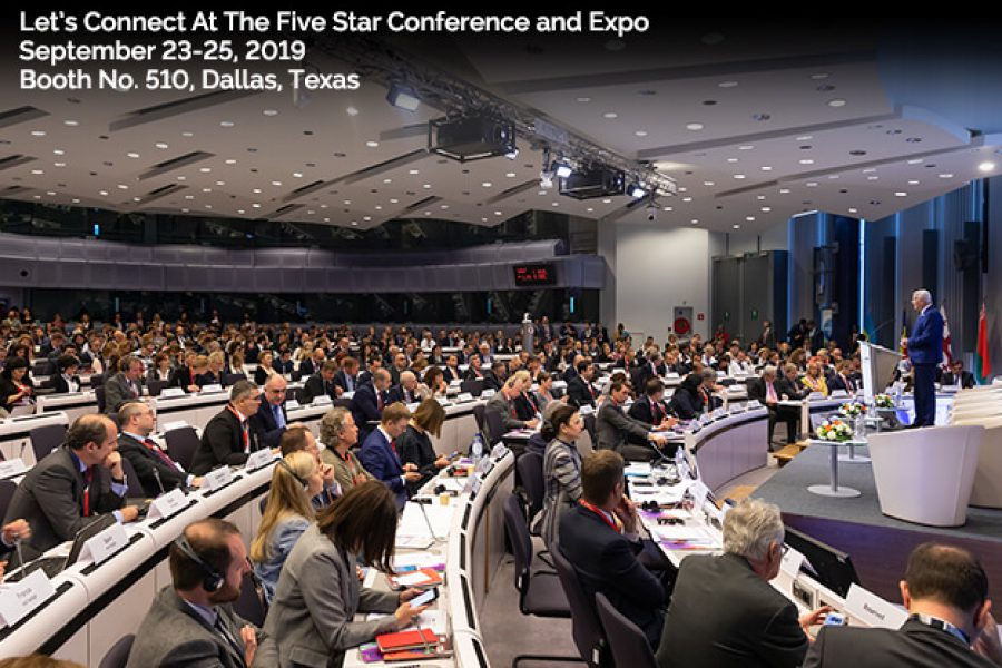 IMS Datawise at the 2019 Five Star Conference and Expo