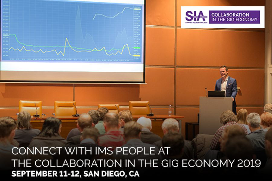 IMS People Possible at the Collaboration in the Gig Economy Conference 2019