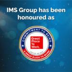 IMS Group recognized for their Commitment to be a Great Place to Work.
